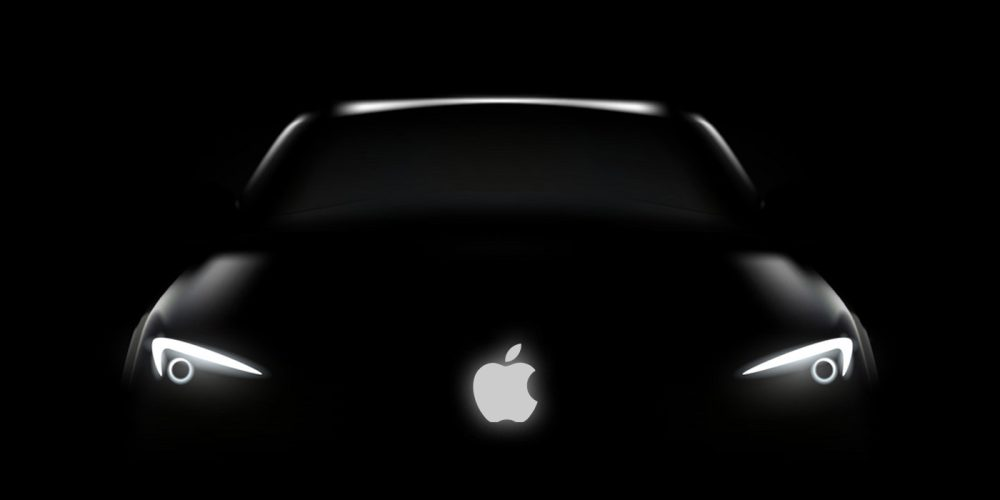 Apple electric vehicle