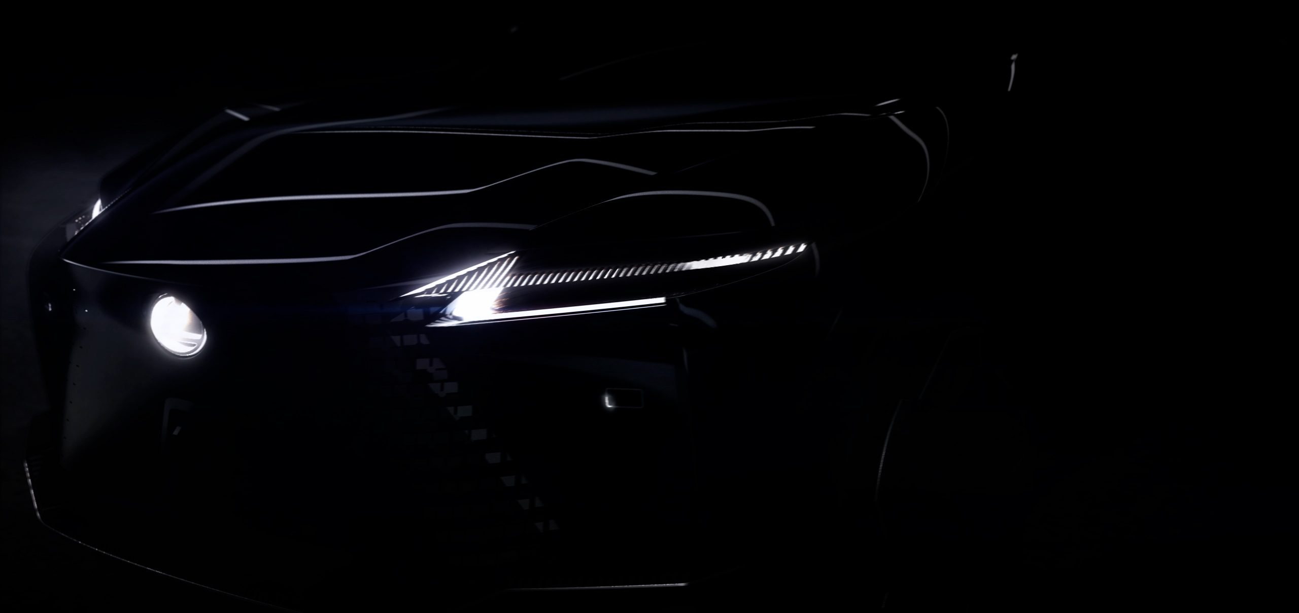 Lexus Teases Electric Suv Powered By New Drivetrain Technology Electrek