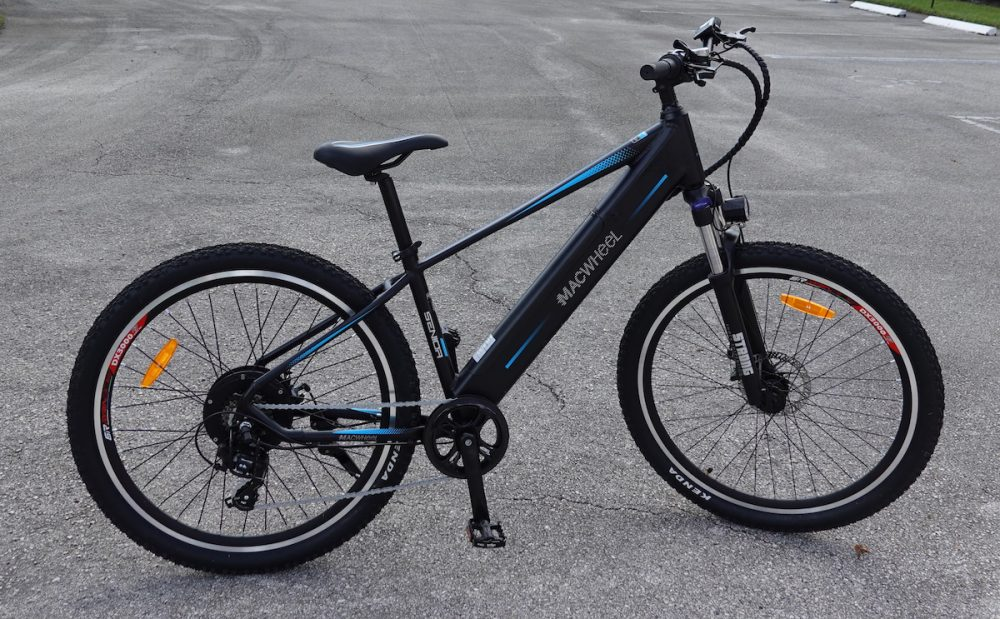 macwheel wrangler 600 electric bike