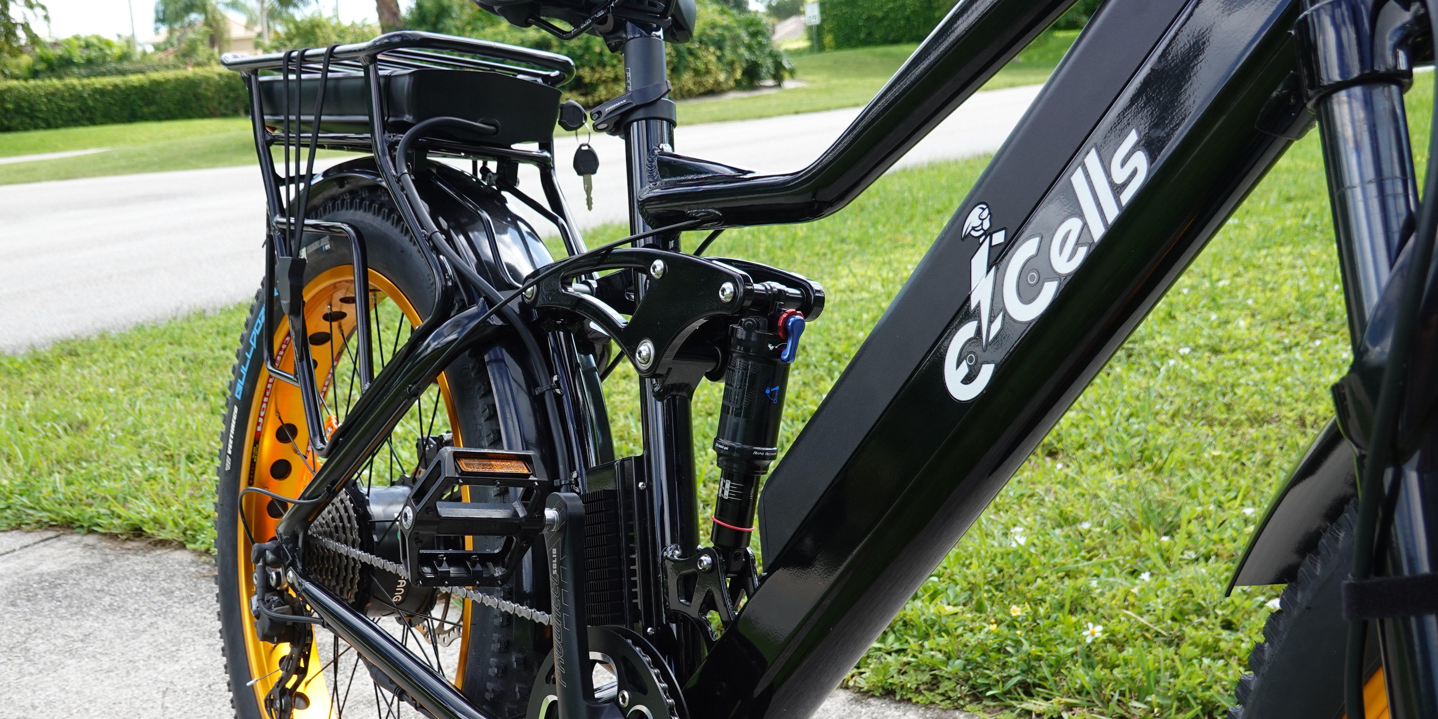 Review: 2,200W Super Monarch Crown AWD 1500 e-bike