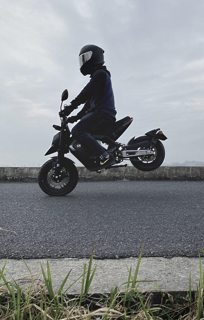 Tromox Mino e-moto