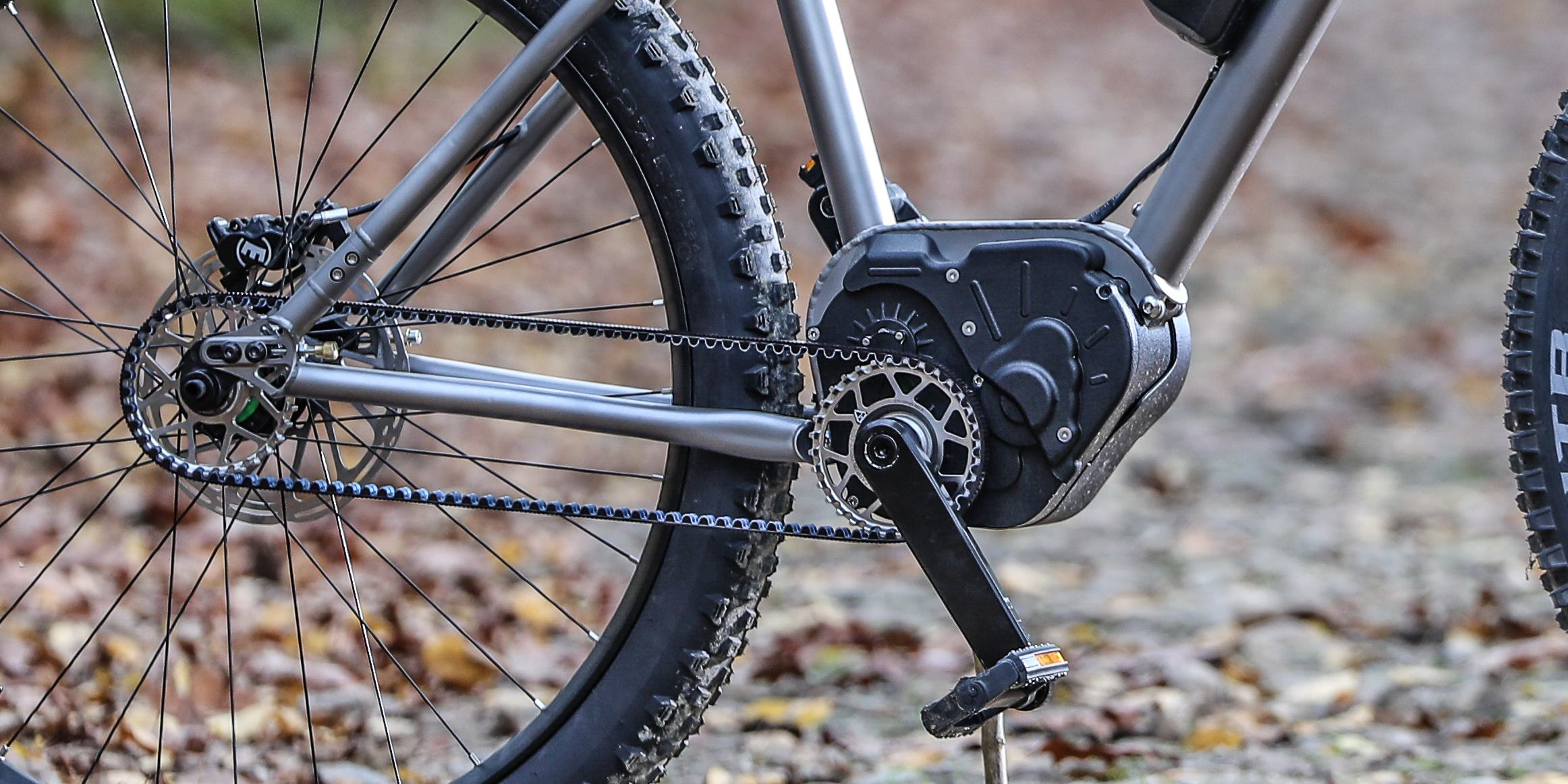 New Electric Bike Mid Drive Systems Adds Automatic Transmission To Motor