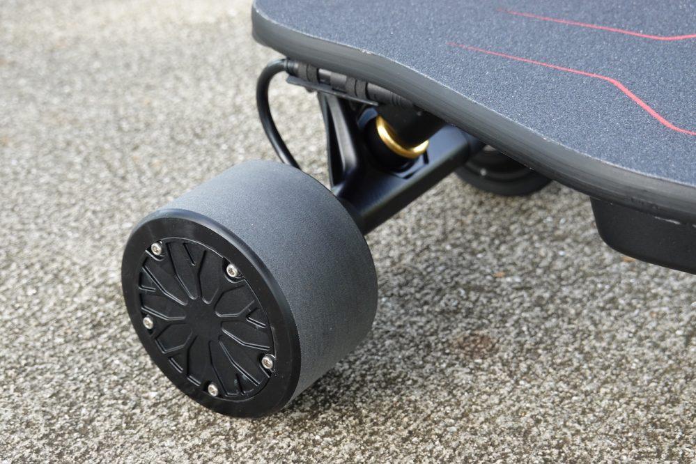 wowgo knight electric skateboard