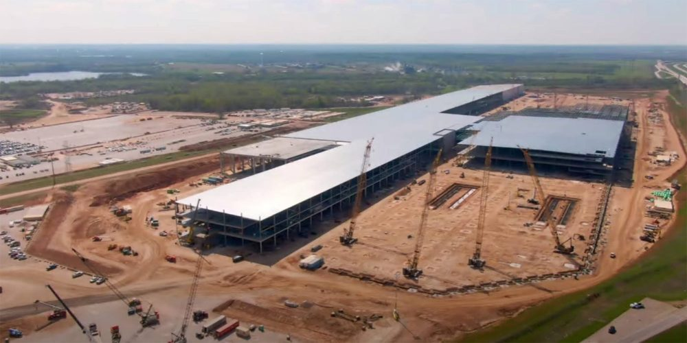 Tesla factory locations