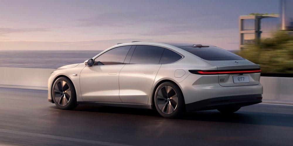 Chinese Tesla Alternative