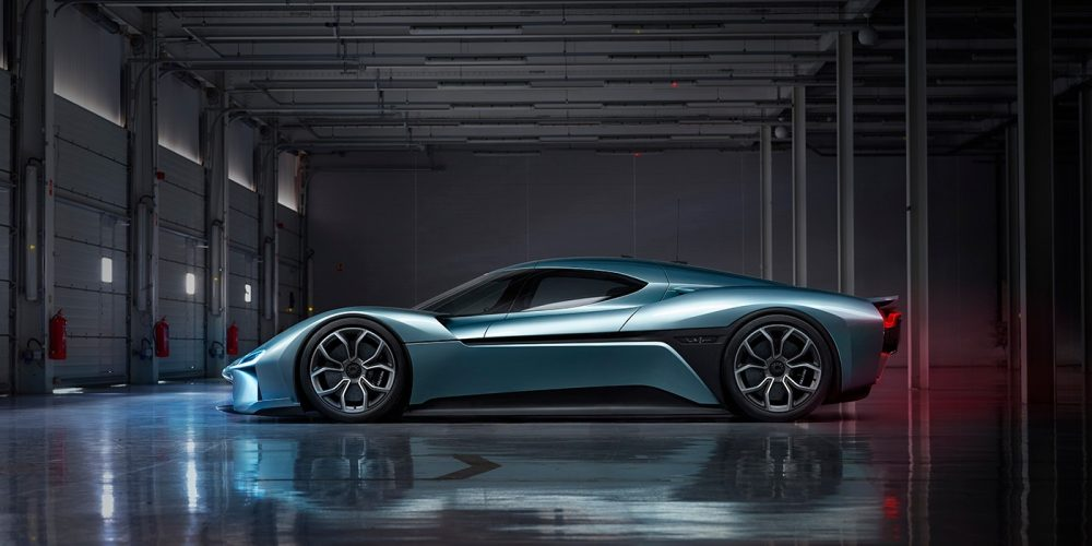 Electric Sports car