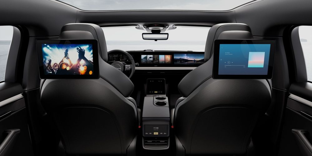Sony Electric Vehicles