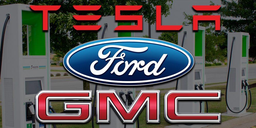 EV Automaker Logos