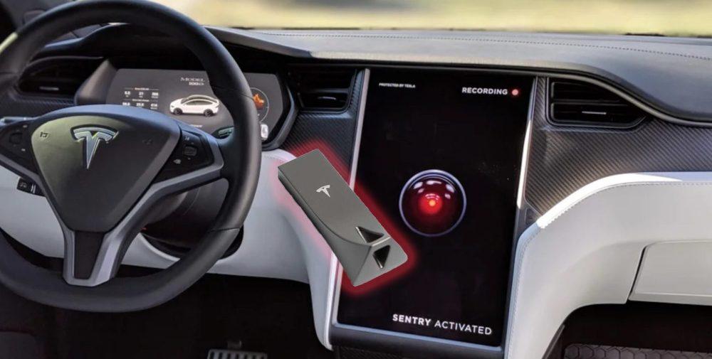 Tesla Flash Drive