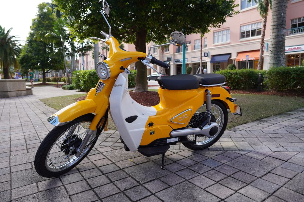 csc monterey electric scooter