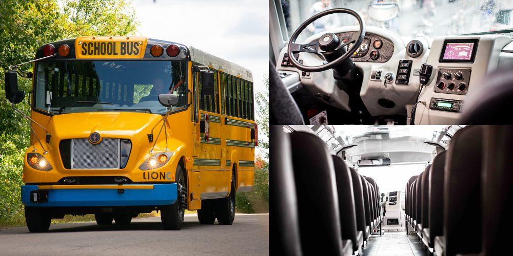 Lion Electric school buses