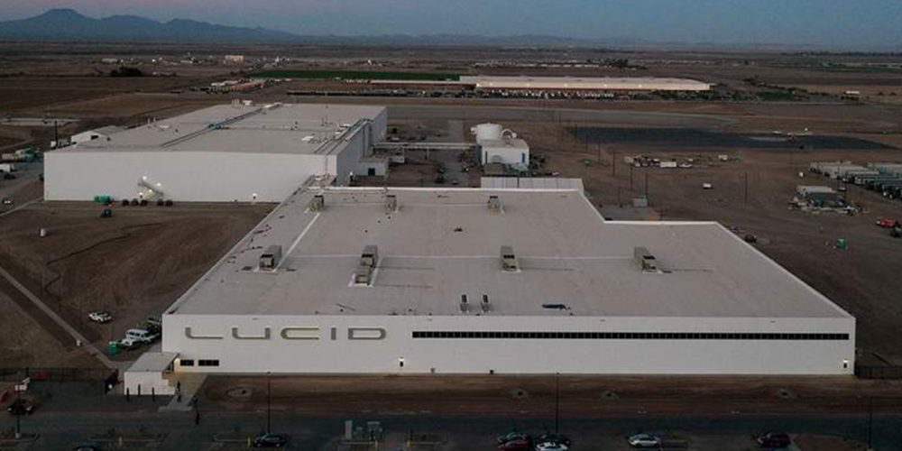 Lucid Motors Factory Phase 1