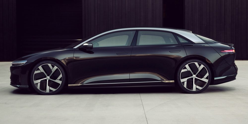 Lucid Motors Air Dream Edition