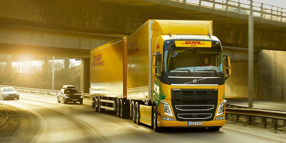 Volvo DHL Trial