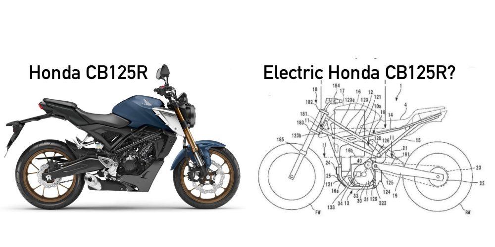 electric honda cb125r