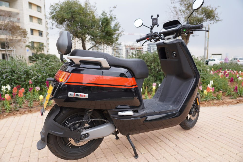 NIU NGT electric scooter