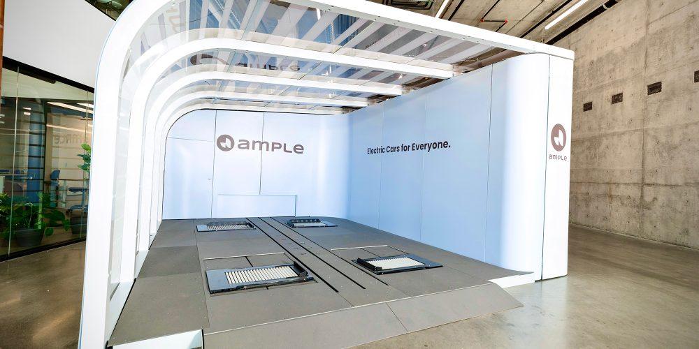 Ample Battery Swap