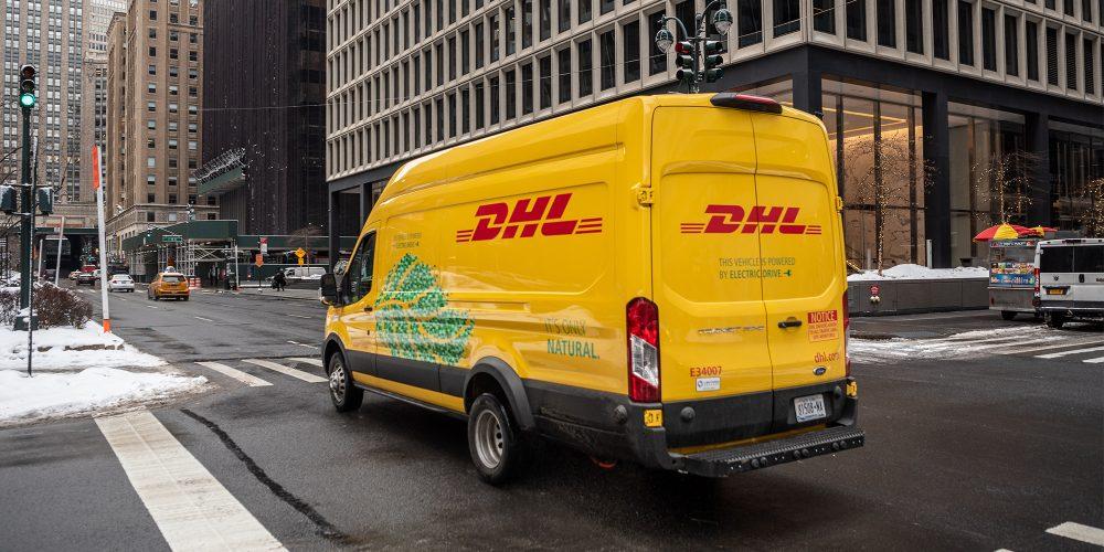 DHL Lightning eMotors