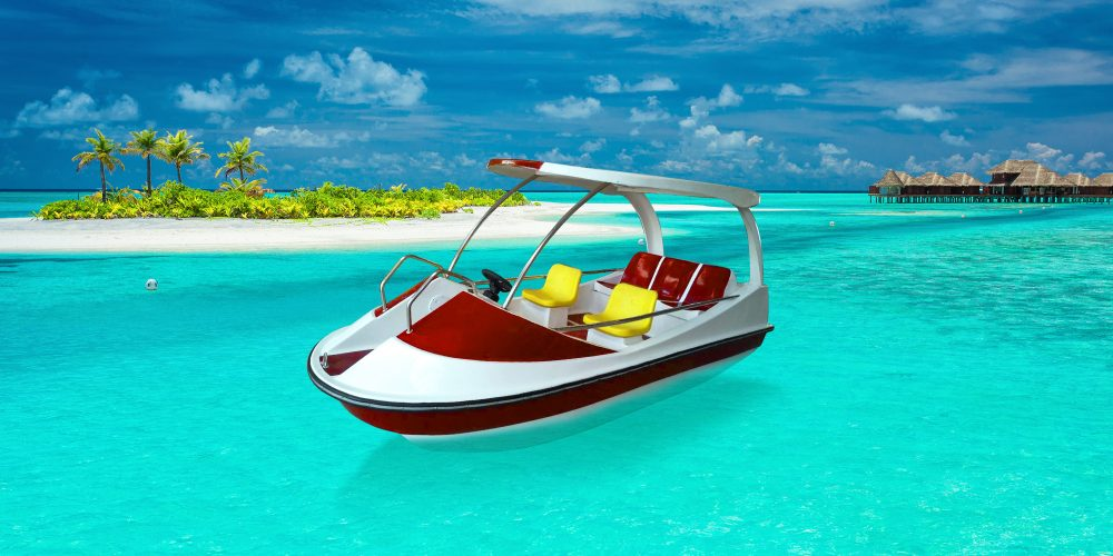 cheap electric boat