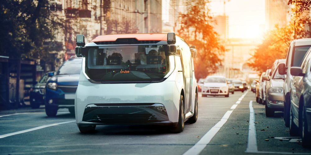 Voyager Cruise self-driving