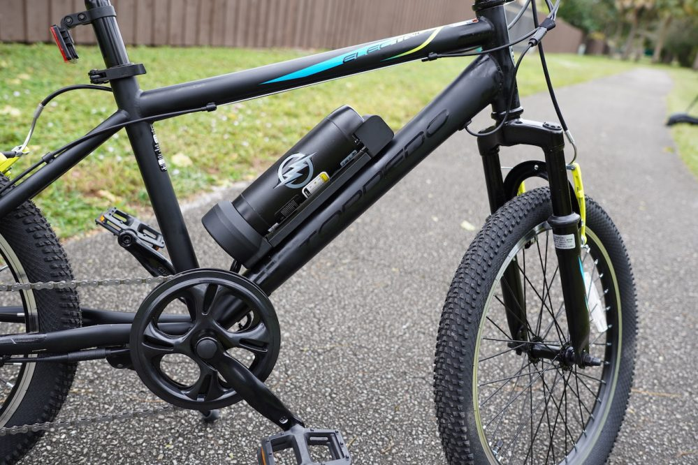Kent Torpedo kid's e-bike