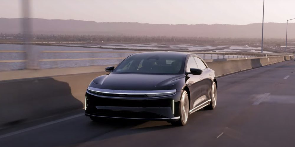 Lucid Air test drive