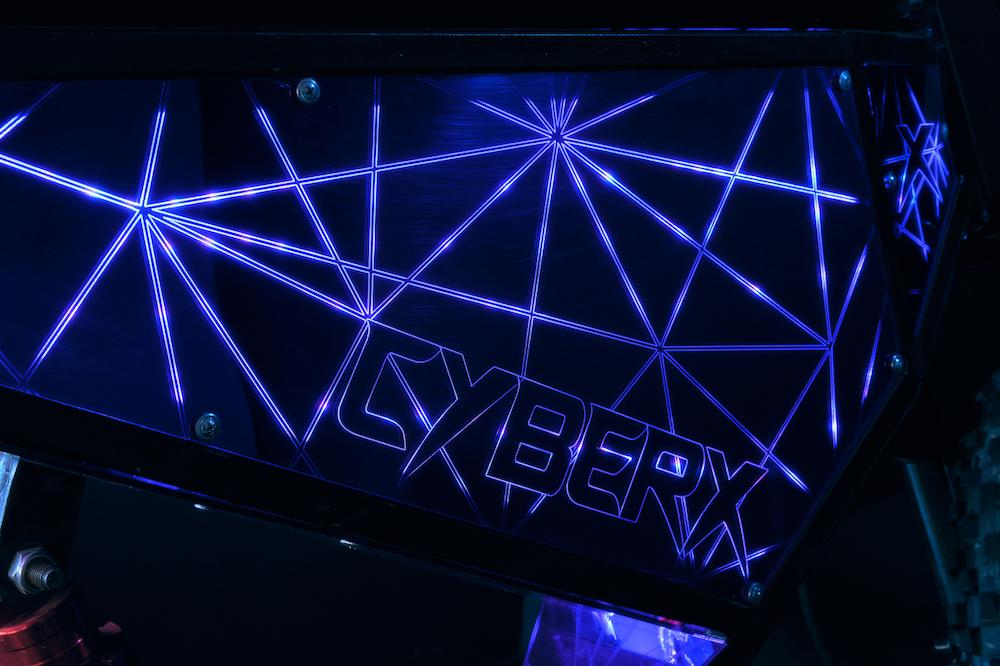 xion cyberx