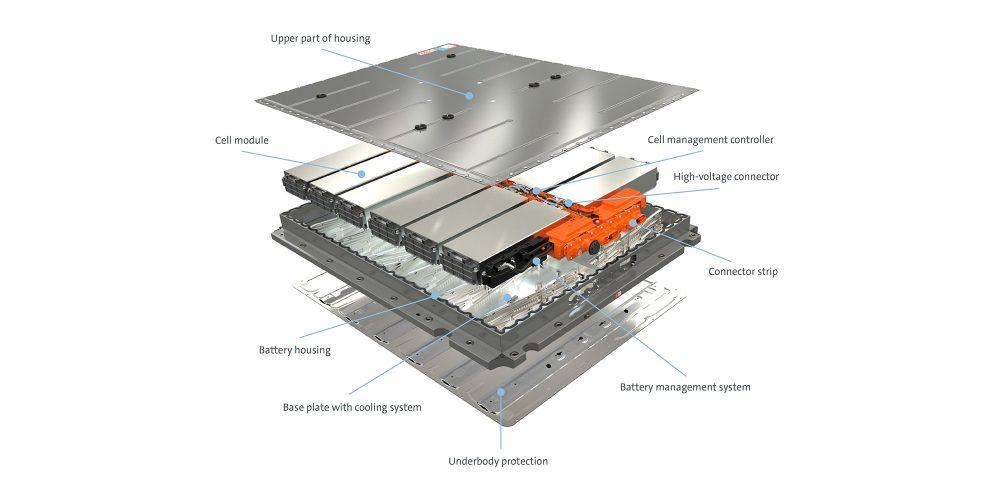 Volkswagen battery