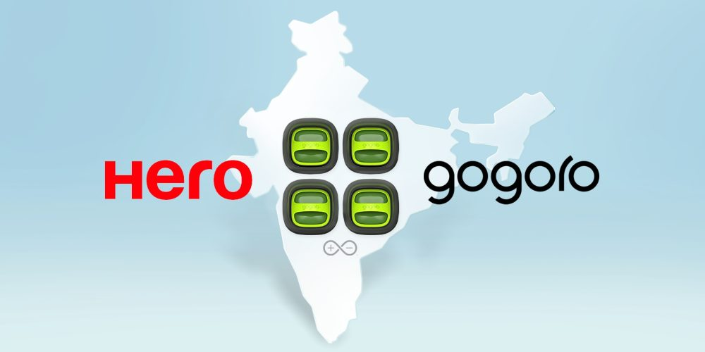 Hero MotoCorp and Gogoro partnership