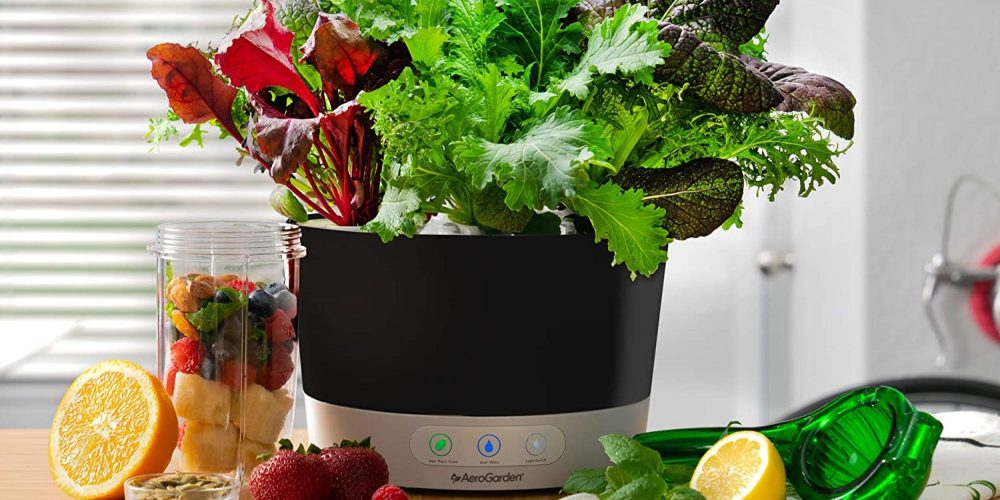 aero garden harvest 360 new green deals