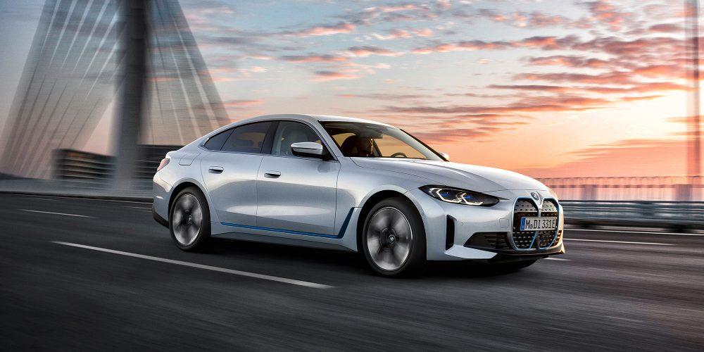 BMW i4 pricing