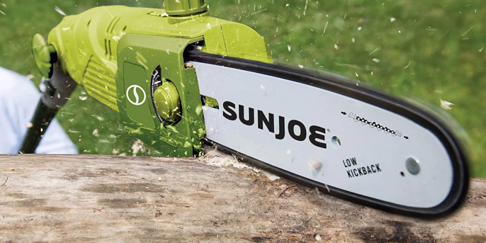 electric mower chainsaw deals