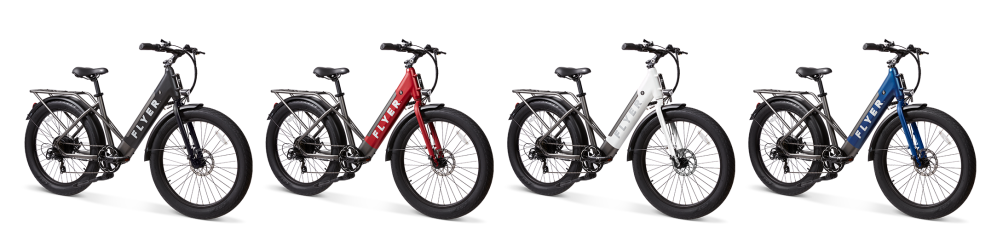 Radio Flyer (yes, your childhood wagon) launches two fat tire electric bikes
