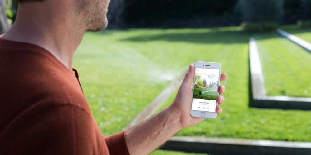 rachio smart sprinkler deal