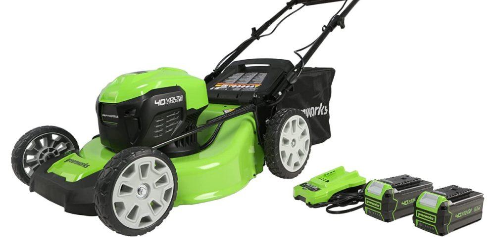 electric mower deals