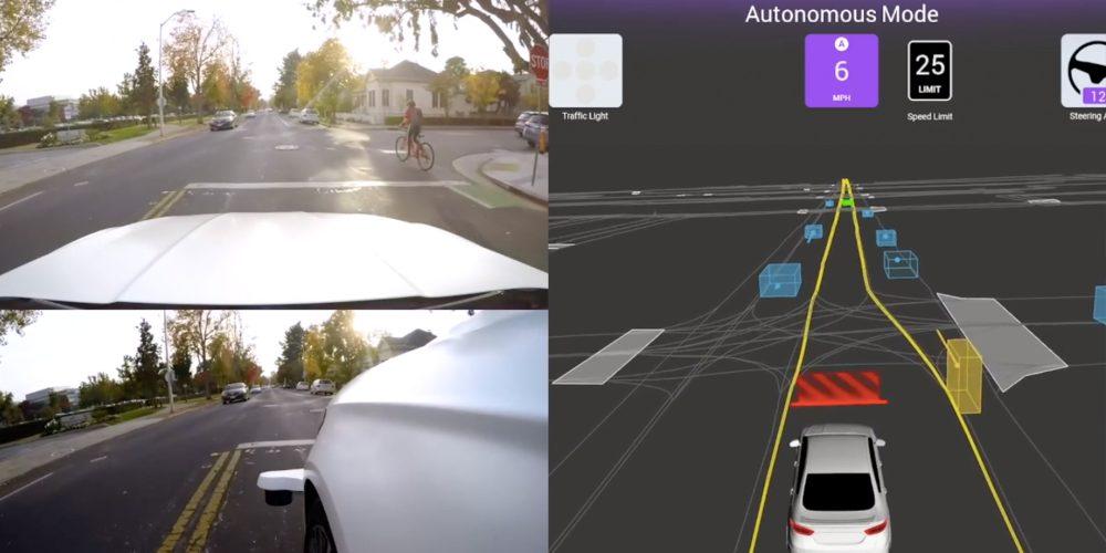 Lyft self-driving