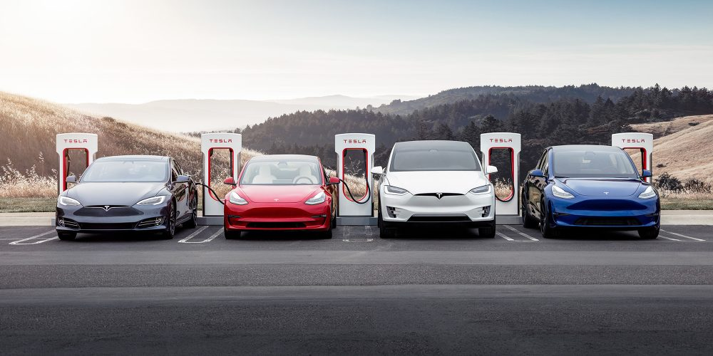 how much to charge a Tesla