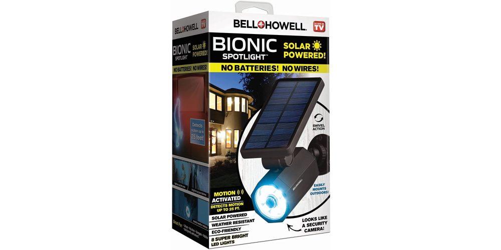solar powered led lighting