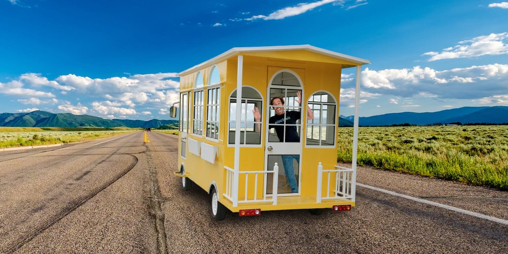 electric mobile home