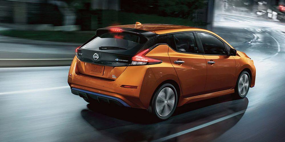 Nissan LEAF price