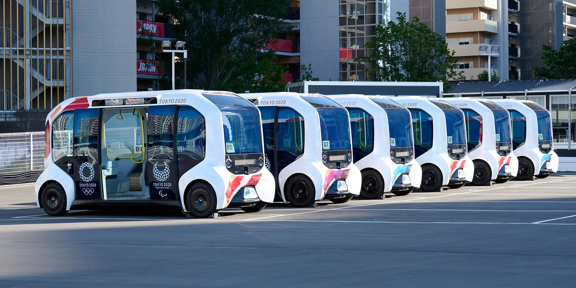 Toyota suspends all self-driving vehicles at Paralympic Games after collision with athlete - Electrek