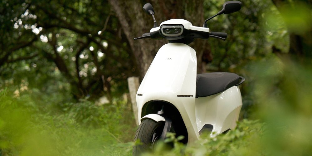 ola s1 electric scooter
