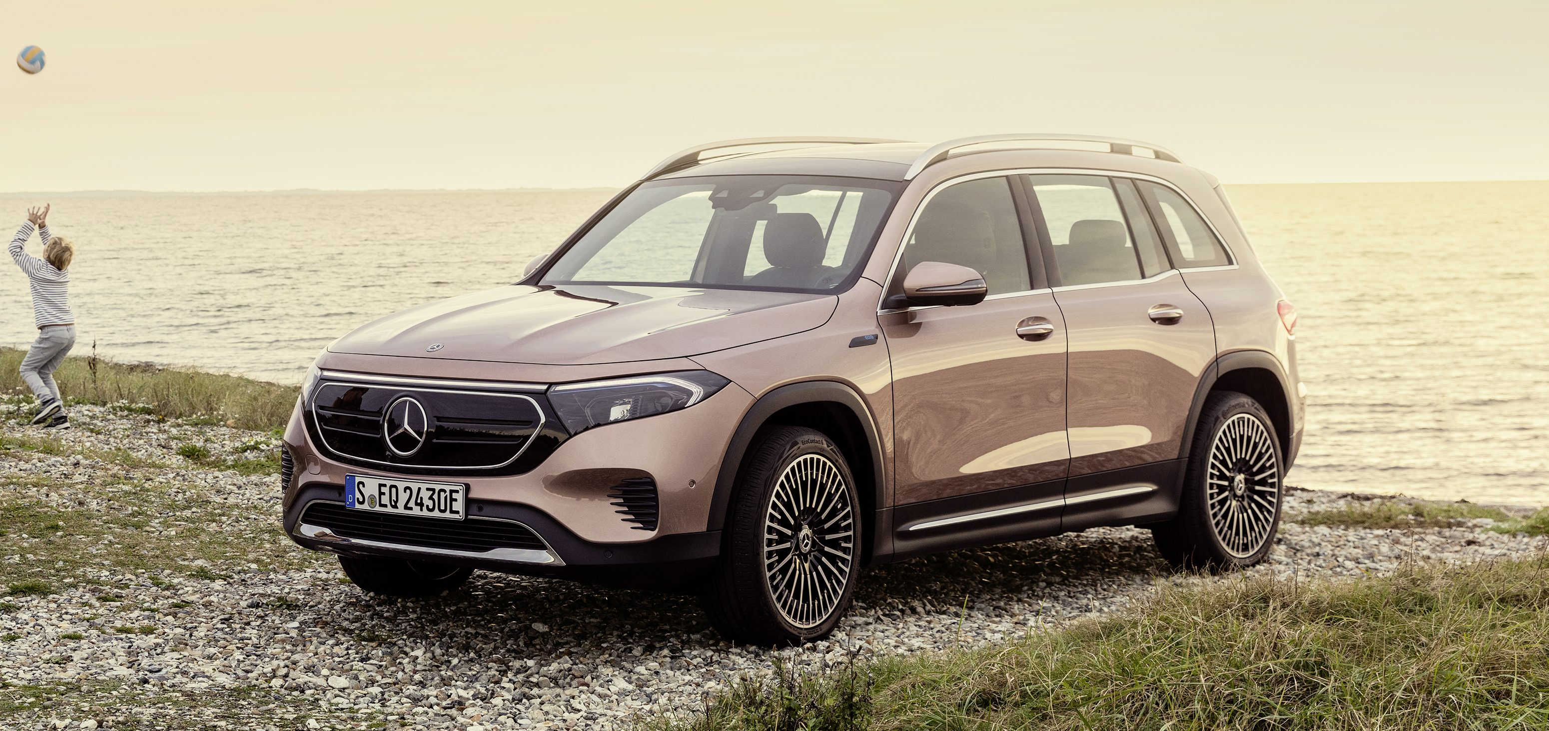 Mercedes-Benz launches EQB, up-to-7-seat electric SUV to compete against Tesla Model Y thumbnail