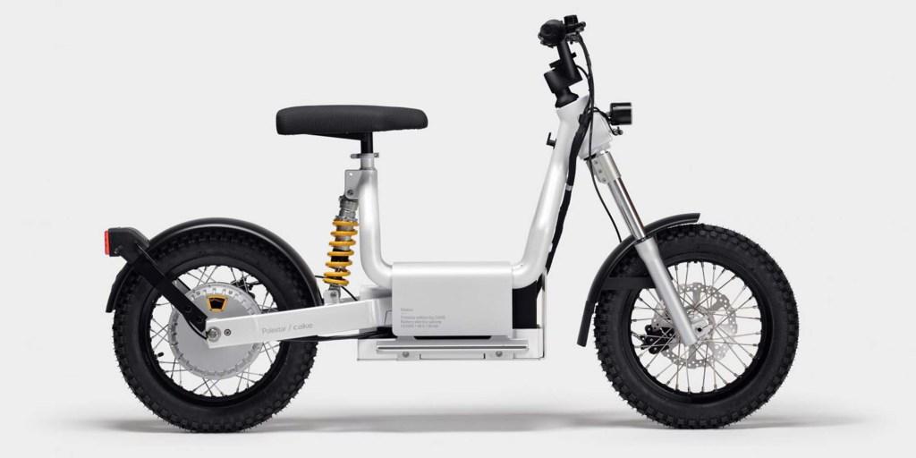 Polestar moped