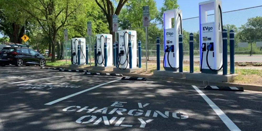 EVgo free charging