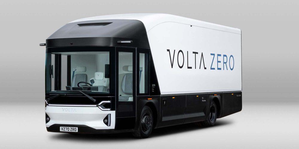 Volta Trucks pre order