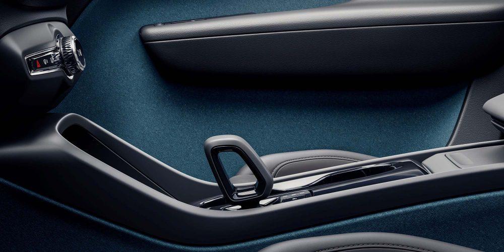 Volvo leather