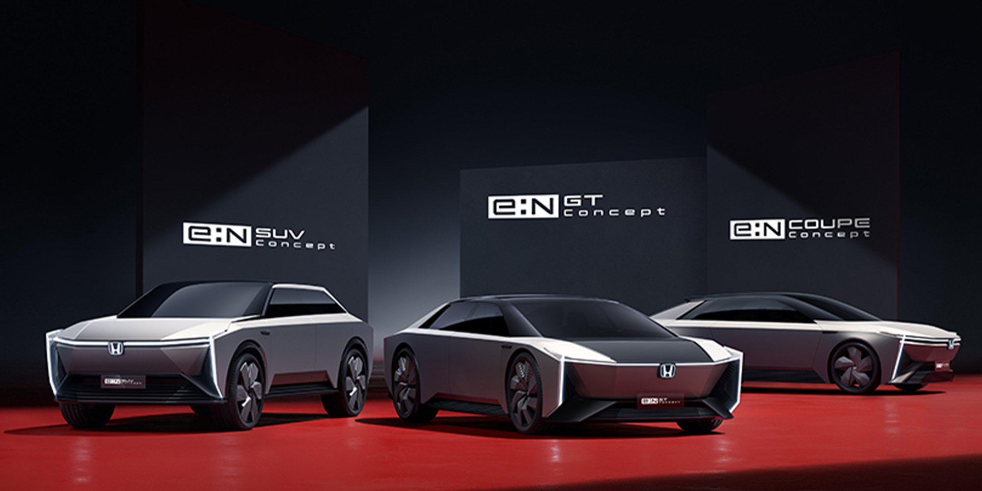 Honda eN Concepts