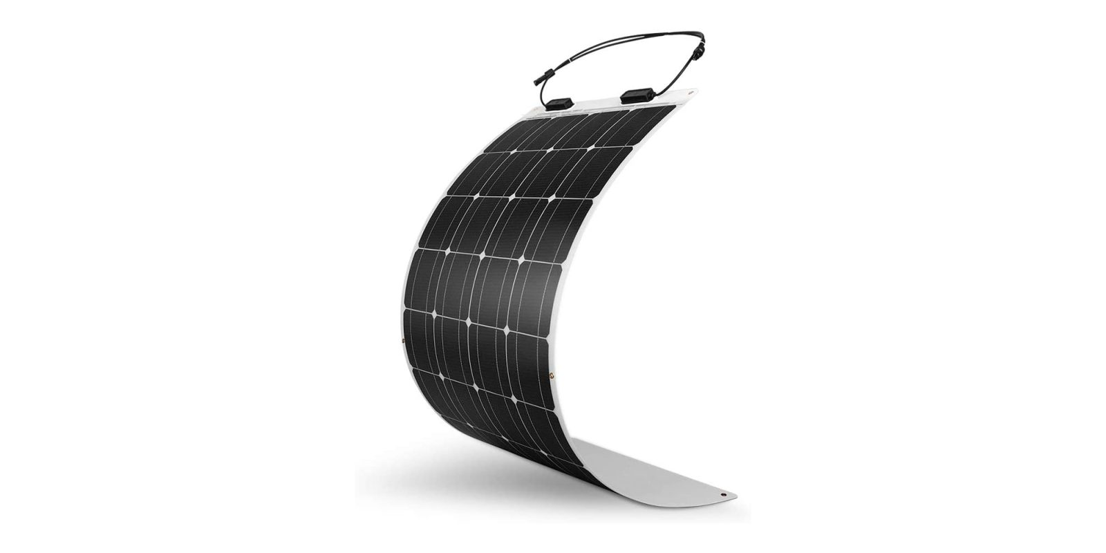 Renogy's 100W flexible solar panel is a road trip must at 5, more in New Green Deals
